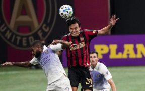 A diferencia de Damm, el Cubo Torres aportó poco para evitar la derrota de Atlanta ante Orlando. (Foto: Reuters)