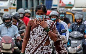 La India mantiene por segundo día 78 mil casos por Covid en 24 horas