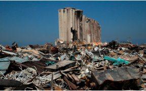 BM estima hasta en 4 mil 600 mdd los daños por la explosión en Beirut