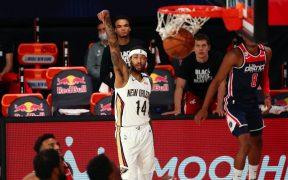 Ingram recibe el premio pese a la mala temporada de los Pelicans. (Foto: Reuters)