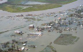 Migrantes detenidos en Luisiana piden ayuda tras el huracán 'Laura'