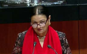 Dulce María Sauri fue propuesta para presidir la Mesa Directiva de la Cámara de Diputados