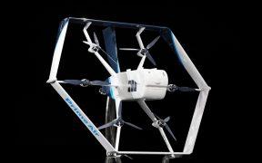 Estudiante sudafricano diseña un dron para ayudar a detectar Covid