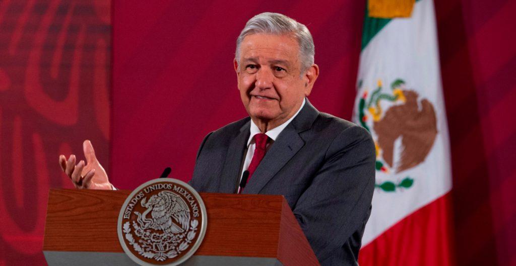 AMLO afirma que la pandemia de Covid-19 ha tratado mejor a México