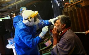 Con 60 mil muertos por la pandemia, AMLO afirma que el sistema de salud público saldrá fortalecido