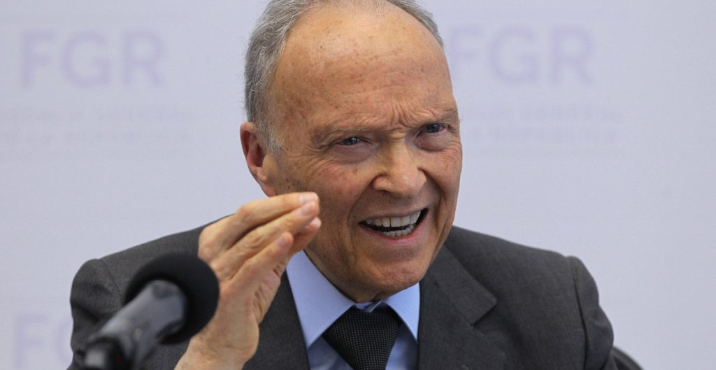 Destaca AMLO ausencia de Gertz Manero y Zaldívar a su segundo informe de gobierno