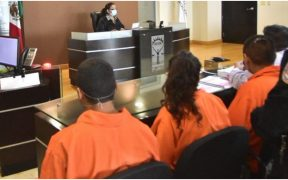 Vinculan a proceso a tres presuntos detenidos por el homicidio de Danna