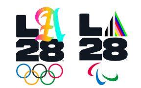 El logo de los Juegos Olímpicos de Los Ángeles 2028 será interactivo. (Foto: @ la2028)