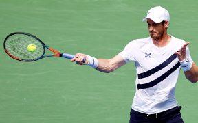 Andy Murray venció a Nishioka tras cuatro horas y medias y avanzó a segunda ronda en el US Open. (Foto: EFE)