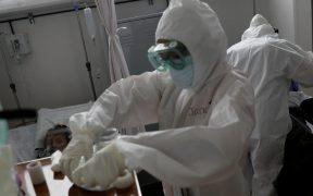 México y EU tienen el 85% de muertes por Covid de trabajadores sanitarios en la región: OPS