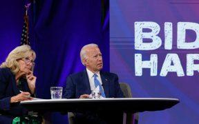 Biden rompe récord al recaudar más de 360 millones de dólares en agosto