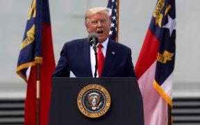 Trump reanudará su campaña en Florida y Carolina del Norte