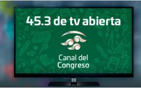 Canal del Congreso transmitirá contenidos de 'Aprende en Casa II'