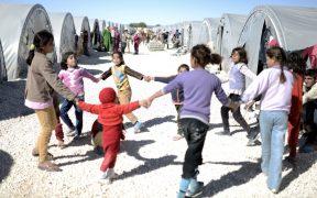 Acnur alertó que la pandemia de Covid podría afectar educación de refugiados.