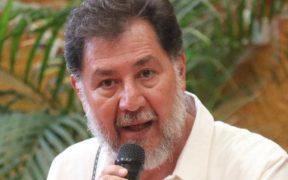Gerardo Fernández Noroña, legislador del PT.
