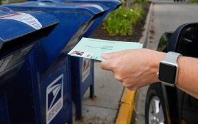 voto por correo en Carolina del Norte