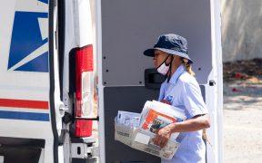 Comienza reparto de boletas electorales por correo en Carolina del Norte