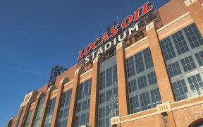 El Lucas Oil Stadium aceptará 2,500 aficionados el 20 de septiembre. (Foto: Colts)