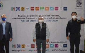 Con mítines de 50 personas, arrancan campañas electorales en Hidalgo