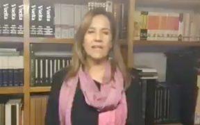 Margarita Zavala impugnará la resolución del INE a México Libre
