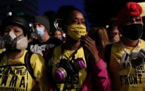 Se cumplen 100 días de protestas en Portland tras la muerte de Floyd