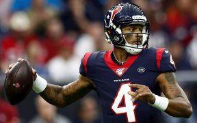 Watson amplió su contrato por cuatro años con los Texanos. (Foto: EFE)