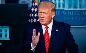 Trump pide despedir a periodista de Fox News por confirmar supuestas ofensas a soldados de EU