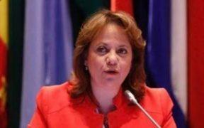 Martha Delgado, subsecretaria de para asuntos multilaterales.