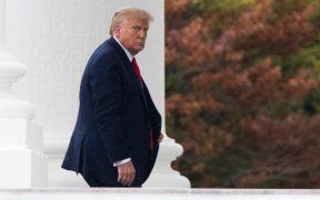 Trump critica a la viuda de Steve Jobs por artículo acusándolo de insultar a militares caídos