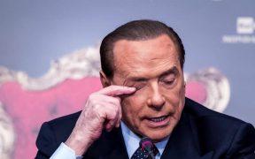 Silvio Berlusconi, exministro de Italia.