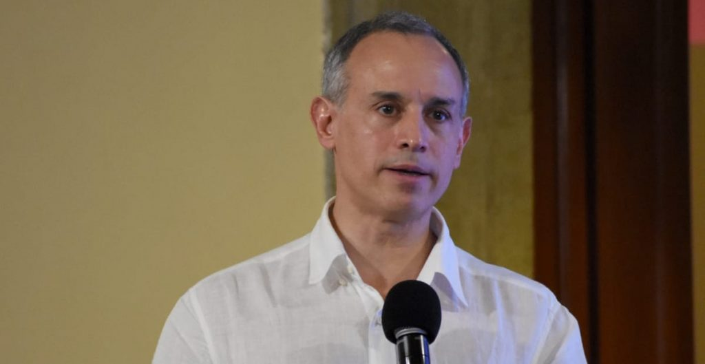 López-Gatell advierte que rebrote de Covid-19 podría extenderse hasta abril