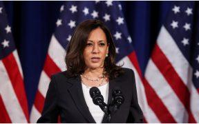 La vicepresidenta electa Kamala Harris renunciará a su escaño en el Senado este lunes