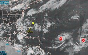 Tormenta 'Rene' se suma a 'Paulette' en el Atlántico