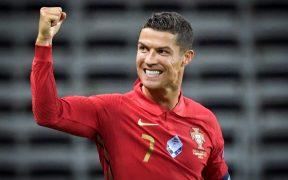 Cristiano Ronaldo llegó a 101 goles internacionales con Portugal. (Foto: Reuters)