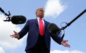 Trump considera invertir dinero propio para ganar la reelección
