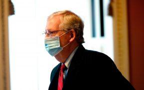 Republicanos anuncian una nueva propuesta para un paquete de estímulo económico