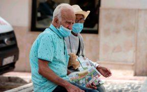 Impacto coronavirus ancianos y hombres