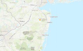 Sismo de 3.1 grados se registra New Jersey; se sintió en todo el estado