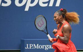 Serena Williams llega por undécima vez consecutiva a la semifinal del US Open. (Foto: Reuters)