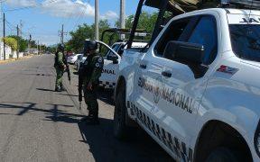 Subsecretario de Seguridad responde a Javier Corral.