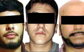 FGR detiene a ocho personas por tráfico de armas y droga entre EU y México