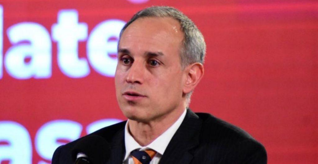 Hugo López-Gatell vacuna rusa