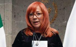 Rosario Piedra Ibarra, titular de la CNDH, comparecerá mañana en el Senado