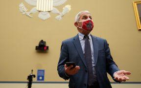 Gobierno de EU intentó censurar a Fauci para que no recomendara el uso de cubrebocas en niños