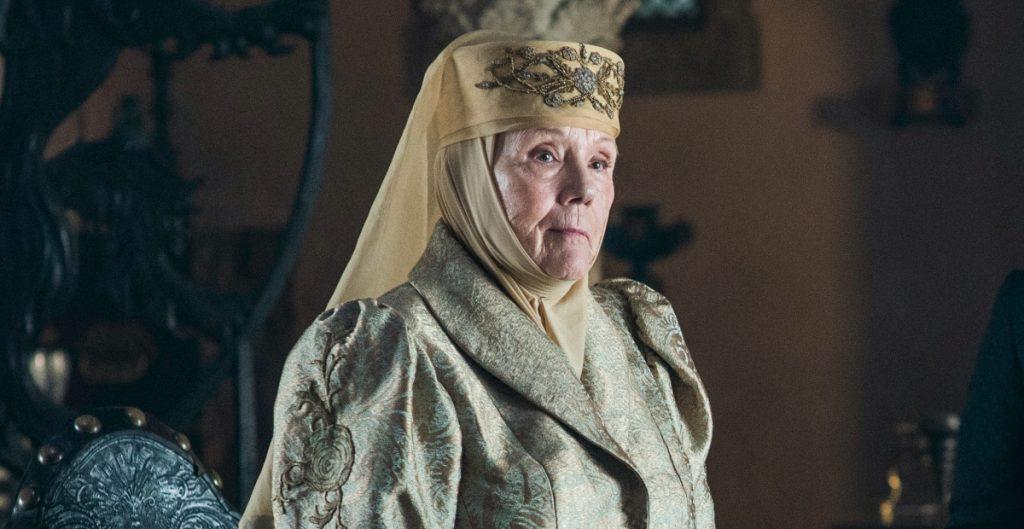 Diana Rigg, Olenna Tyrell en 'Juego de tronos', muere a los 82 años