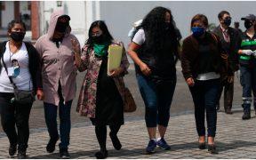 Activistas deberían dejar la sede de la CNDH porque Segob ya las atiende: Sánchez Cordero