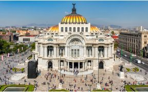 Turismo internacional en México cae en julio 66.6% a tasa interanual: Inegi