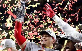 Mahomes y los Chiefs son favoritos para volver a ganar el Super Bowl. (Foto: EFE)