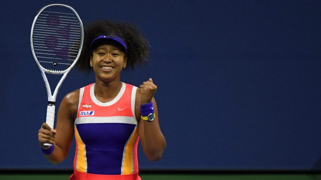 Osaka avanzó a la final del US Open, la segunda que disputará en su carrera. (Foto: Reuters)