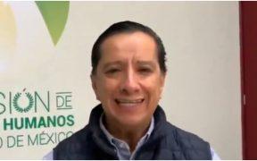 Jorge Olvera, titular de la Codhem
